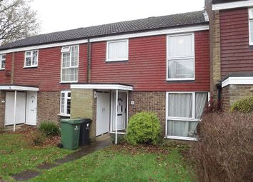 Thumbnail 3 bed terraced house to rent in Maplefield, St Albans
