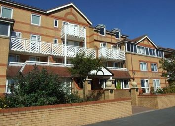 Thumbnail 1 bed flat for sale in Poplar Court, Kings Road, Lytham St. Annes, Lancashire