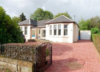 Thumbnail 3 bed bungalow for sale in Yoker Mill Road, Glasgow, Lanarkshire