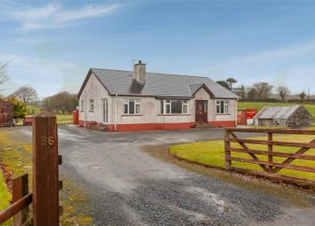 Thumbnail 3 bed detached bungalow for sale in Tierny Road, Newry, County Down