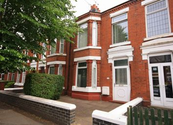 Thumbnail 4 bed terraced house for sale in Gainsborough Road, Crewe