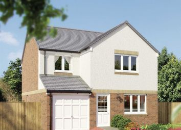 "Thumbnail 4 bed detached house for sale in ""The Leith"" at East Baldridge Drive, Dunfermline"