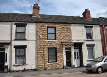 Thumbnail 2 bed terraced house for sale in Allanby Street, Scunthorpe