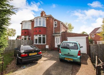 Thumbnail 2 bedroom semi-detached house for sale in Hedgeley Road, East Denton, Newcastle Upon Tyne