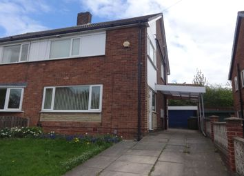Thumbnail 4 bed semi-detached house to rent in Newton Green, Wakefield