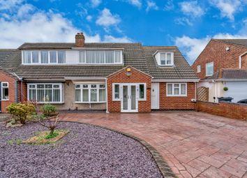 3 bed semi-detached house for sale in Green Lane, Shelfield, Walsall WS4