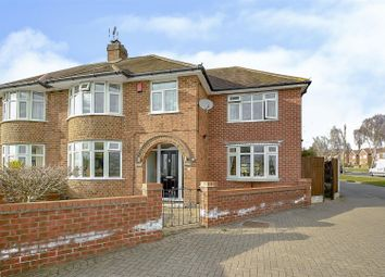 Thumbnail 5 bed semi-detached house for sale in Woodstock Road, Toton, Beeston, Nottingham