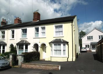 Thumbnail 2 bed end terrace house for sale in The Dean, Alresford