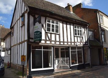 Thumbnail Retail premises to let in 17 St Stephens Lane, Ipswich, Suffolk