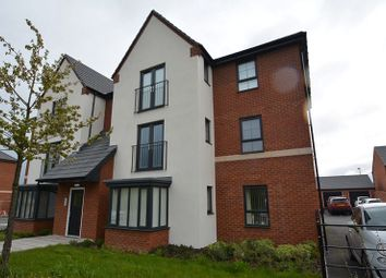 Thumbnail 2 bedroom flat for sale in Lawley Telford