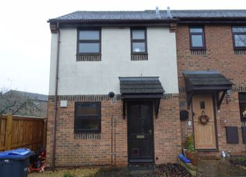 Thumbnail 2 bed terraced house for sale in Parsonage Farm Close, Cricklade, Swindon