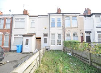 Thumbnail 2 bedroom terraced house for sale in Cyprus Street, Hull