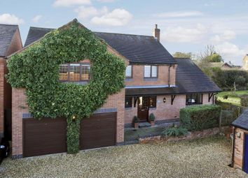 Thumbnail 4 bed detached house for sale in Mowsley Road, Husbands Bosworth, Lutterworth