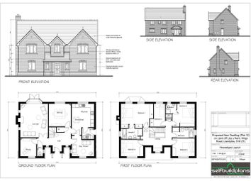 Thumbnail 5 bed detached house for sale in Kings Road, Llandybie, Ammanford
