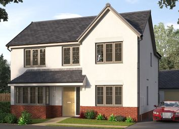 """Thumbnail 4 bed detached house for sale in """"The Rainbrook"""" at East Kilbride, Glasgow"""