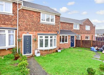 Thumbnail 2 bed terraced house for sale in Chester Close, Strood, Rochester, Kent
