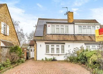 Thumbnail 3 bed semi-detached house for sale in High Barnet, Barnet