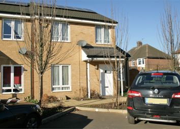 Thumbnail 4 bed end terrace house for sale in Glenister Gardens, Hayes
