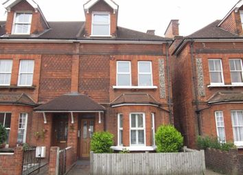 Thumbnail 4 bed property to rent in Recreation Road, Guildford