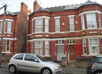 Thumbnail 5 bed semi-detached house to rent in Johnson Road, Lenton, Nottingham