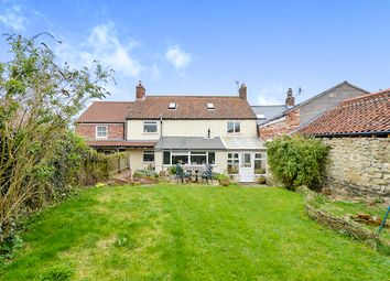 Thumbnail 5 bed detached house for sale in Main Street, Kirby Misperton, Malton, North Yorkshire