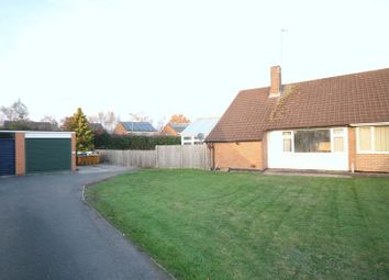 Thumbnail 3 bed semi-detached bungalow for sale in Grove Gardens, Market Drayton