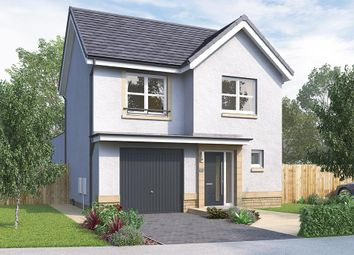 "Thumbnail 3 bed detached house for sale in ""The Newton"" at Mauricewood Road, Penicuik"