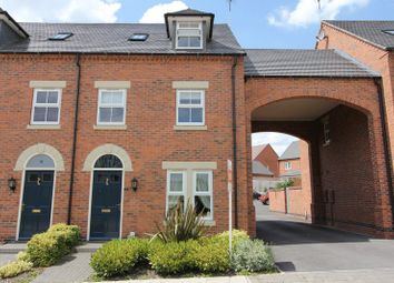 Thumbnail 3 bedroom semi-detached house to rent in Sweet Leys Way, Melbourne, Derby