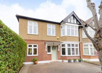 Thumbnail 4 bed semi-detached house to rent in Sycamore Grove, New Malden