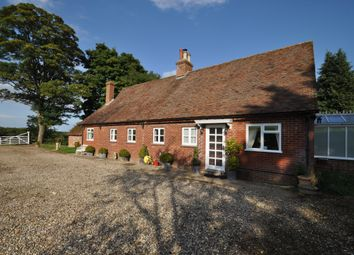 Thumbnail 3 bed cottage to rent in Capel Lane, Petham, Canterbury