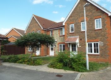 Thumbnail 3 bed end terrace house to rent in Penny Cress Road, Minster On Sea, Sheerness