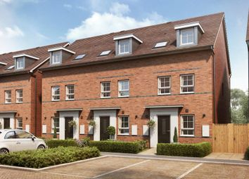 """3 bed terraced house for sale in """"Norbury"""" at Hanworth Lane, Chertsey KT16"""