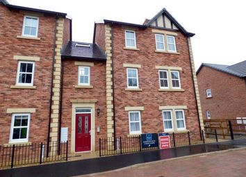 Thumbnail 2 bed flat for sale in Southwell Square, Carlisle, Cumbria