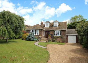 Thumbnail 4 bed detached bungalow for sale in Hayling Rise, High Salvington, Worthing