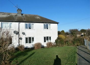 Thumbnail 2 bed flat for sale in Anwylfan, Aberporth