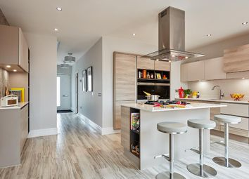 """Thumbnail 4 bed detached house for sale in """"The Westbury"""" at Wingfield Road, Alfreton"""