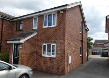 Thumbnail 2 bed semi-detached house to rent in St. Albans Close, Long Eaton, Nottingham