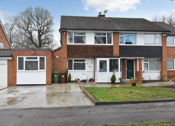 Thumbnail 4 bed semi-detached house for sale in Torrington Drive, Potters Bar
