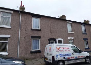 Thumbnail 3 bed terraced house for sale in Hastings Street, Walney, Barrow-In-Furness