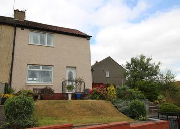 Thumbnail 2 bed semi-detached house for sale in 102 Linlithgow Road, Bo'Ness