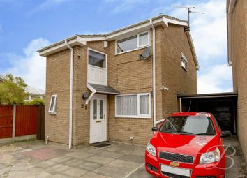 Thumbnail 3 bed detached house for sale in Crosby Close, Forest Town, Mansfield