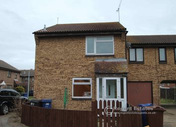 Thumbnail 1 bed terraced house to rent in Shelley Place, Tilbury, Essex