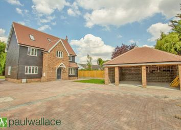 6 bed detached house for sale in Sedge Green, Nazeing, Waltham Abbey EN9