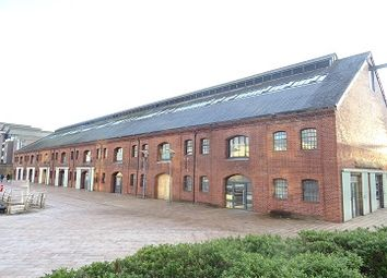 Thumbnail Office to let in 6 J Shed, Kings Road, Swansea