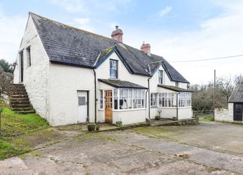 Thumbnail 4 bed cottage for sale in Lower Genfford Farm, Talgarth, Powys LD3,