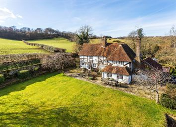 Thumbnail 3 bed detached house for sale in Gate Street, Bramley, Guildford, Surrey