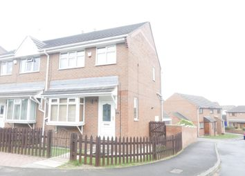 Thumbnail 3 bedroom semi-detached house for sale in Elder Road, Bramley