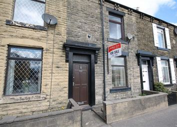 Thumbnail 2 bed terraced house for sale in Halifax Road, Rochdale, Lancs