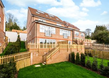 Thumbnail 3 bed semi-detached house for sale in The Crescent, Bradenhurst Close, Caterham, Surrey