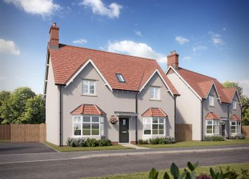 Thumbnail 4 bed detached house for sale in Plot 2, The Old Stour, Alderminster